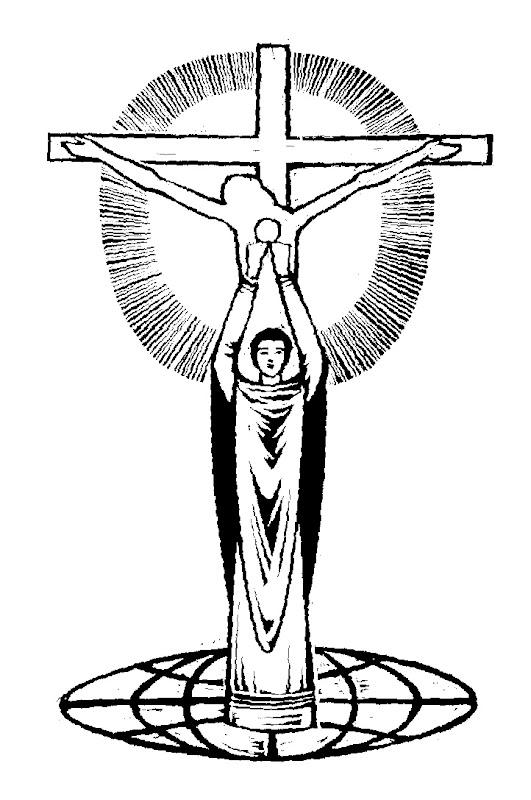 Imágenes de Jesús Eucaristía para colorear