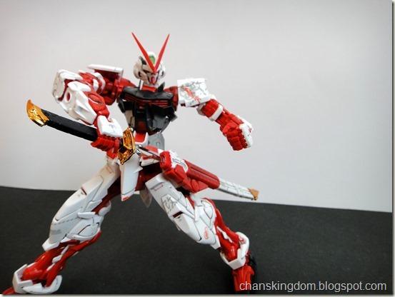 MBF-P02 Gundam Astray Red Frame -007