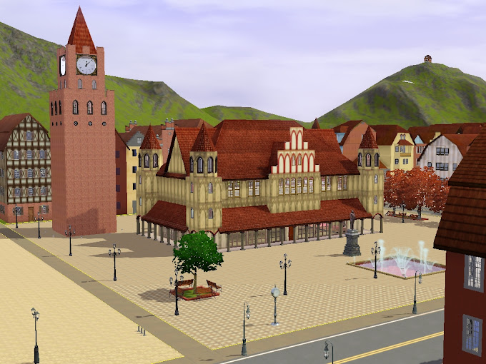 sims3 old town