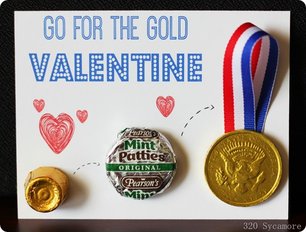 olympic valentine printable