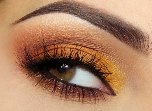 Choose The Best And The Most Attractive Eyeshadow For Hazel Eyes