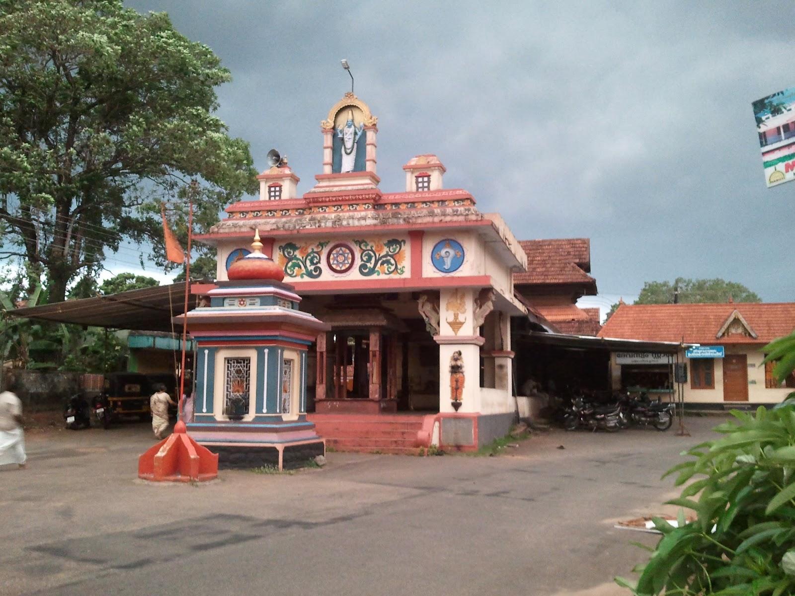 Sri Vallabha Kolapiran Perumal Temple (Thiruvalla) Kerala - Divya Desam 90