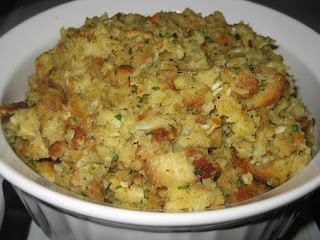 My Mom's Perfect Thanksgiving Stuffing Recipe