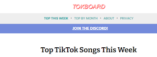 Tokboard Top Tiktok Berikut Ini Caranya