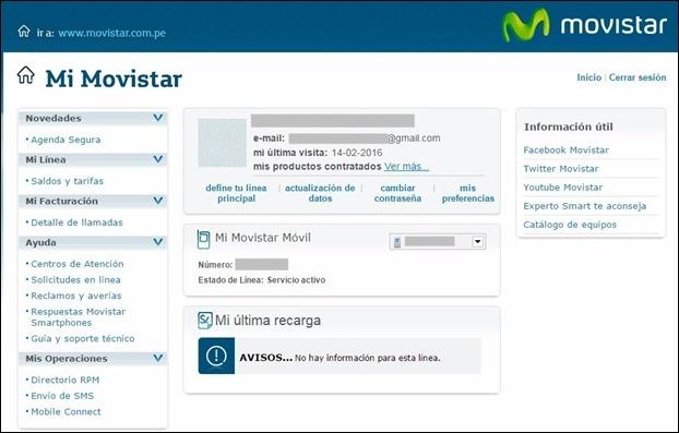 Abrir Mi Movistar - 170