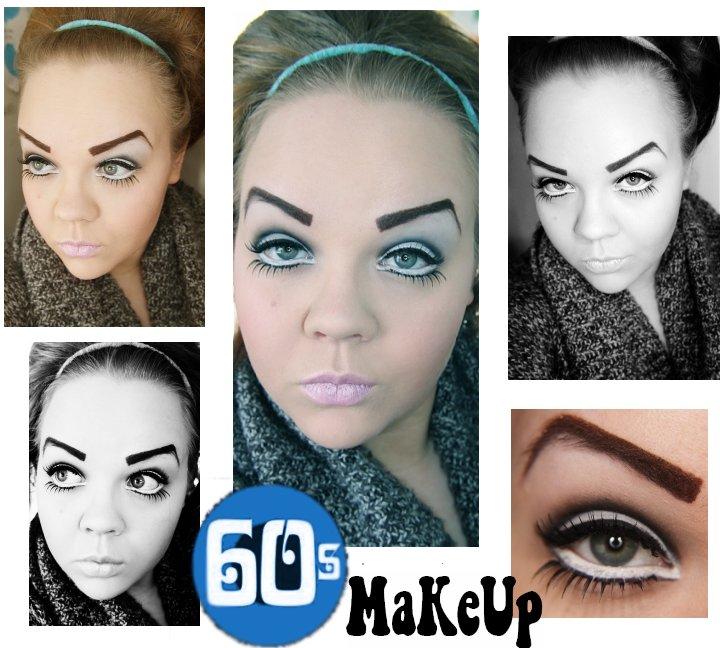 60s eye makeup