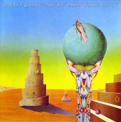 Robert John Godfrey ~ 1973 ~ Fall Of Hyperion