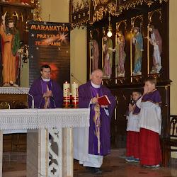 Poświęcenie obrazu św. Jana Pawła II, 14.12.2014