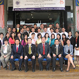 EDS Advance Academy (AHUSC Asia Liaison Office): Training Photos on August 2009 - Penang, Malaysia