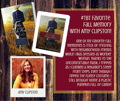 A Fall Memory with Amy Clipston