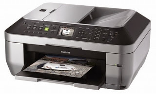 download Canon PIXMA MX860 printer's driver