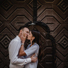 Wedding photographer Bendeguz Szlavik (szlavik). Photo of 22.11.2017