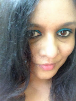 Maybelline The Colossal Kajal in Turquoise