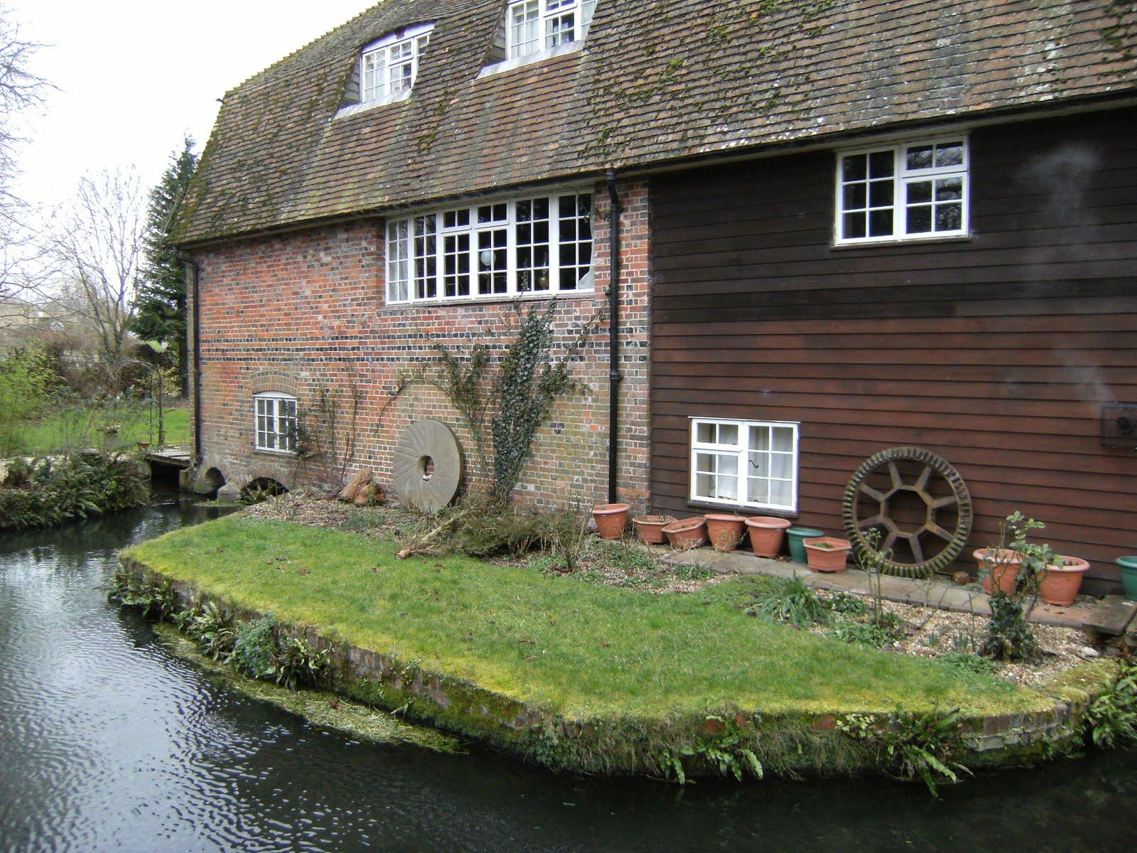 DSCF0266 Town Mill, Whitchurch