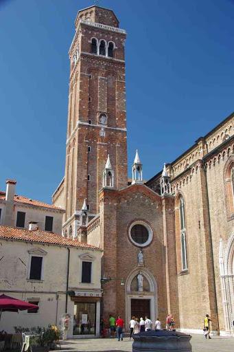 Basilique Santa Maria Gloriosa dei Frari.