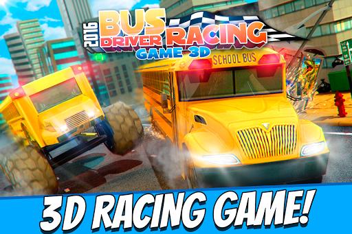 2016 Bus Driver Racing Game 3D