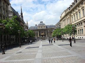 Palais du Justice, Paris, France