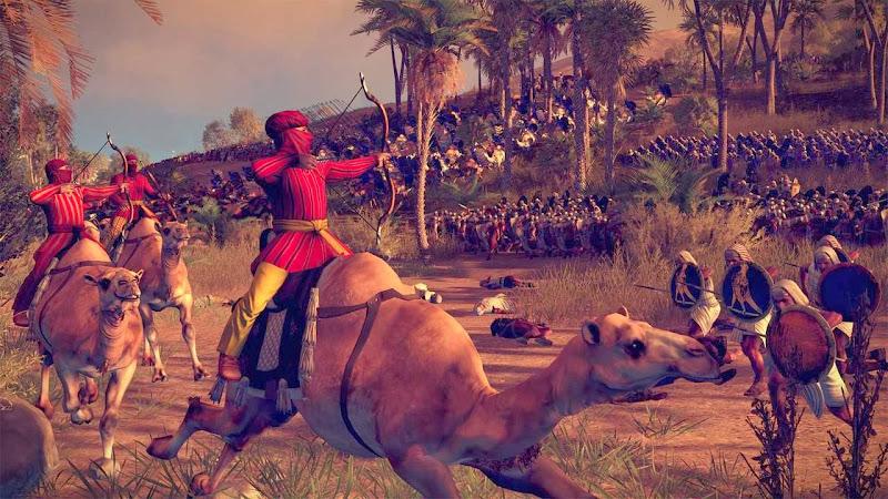 Screen Shot Of Total War: Rome II (2013) Full PC Game Free Download at Alldownloads4u.Com