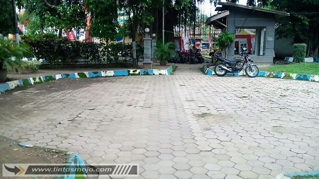 Taman Lalu Lintas Jl Hayam Wuruk Mojosari-Mojokerto
