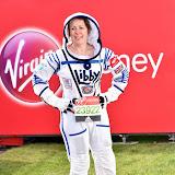 OIC - ENTSIMAGES.COM - Elizabeth Jackson at the  Virgin Money London Marathon on Blackheath in London, England. 24th April 2016 Photo Mobis Photos/OIC 0203 174 1069