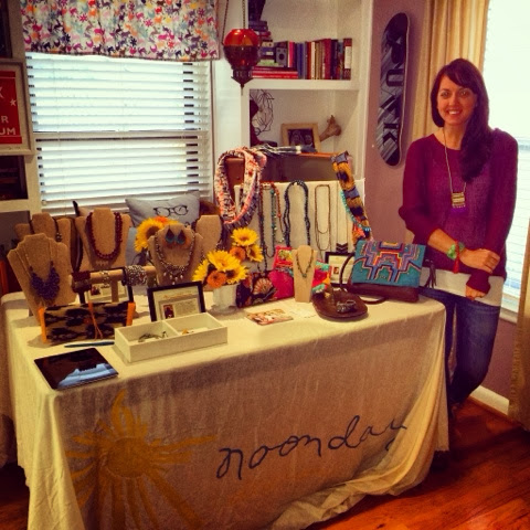 noonday collection trunk show
