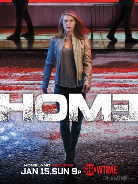 Tố quốc (Quê hương) (Phần 6) - Homeland (Season 6)