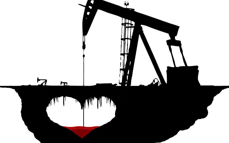 Blood For Oil, Symbols And Emblems