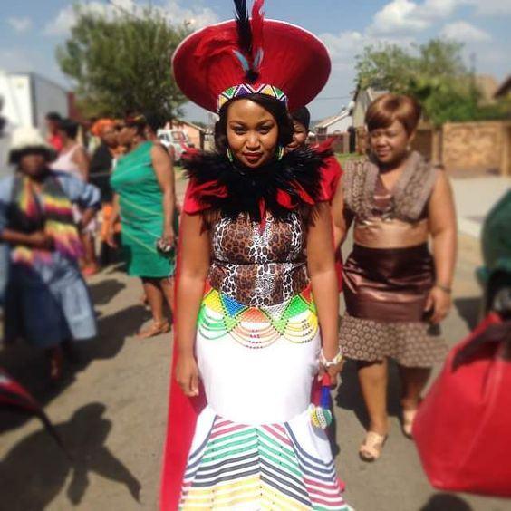 Zulu Traditional Wedding Dresses 2017 2018