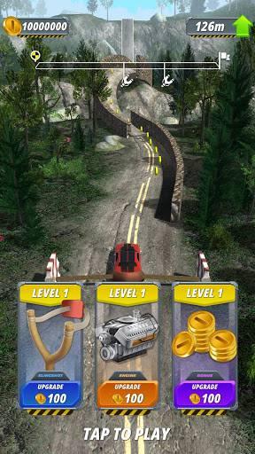 Download Slingshot Stunt Driver Mod Apk Unlimited Money