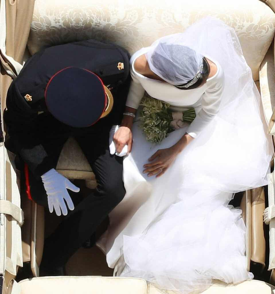 This Meghan Markle's Wedding Photos Crowned The BEST Royal Photo Of The Year