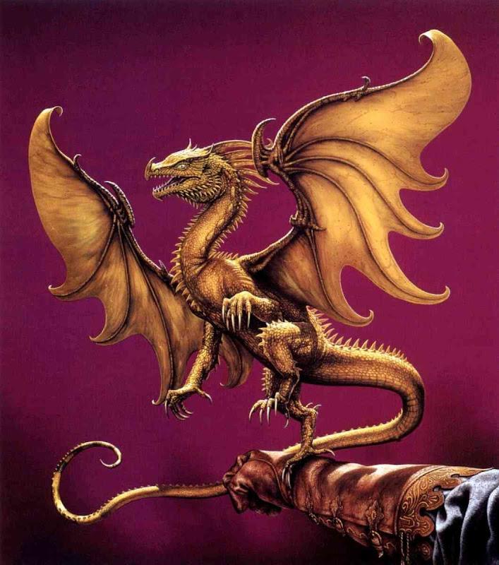 Baby Dragon, Dragons