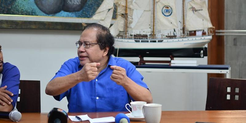 Rizal Ramli: Indonesia Sedang Di Tipping Point, Akan Terjungkal Secara Alamiah