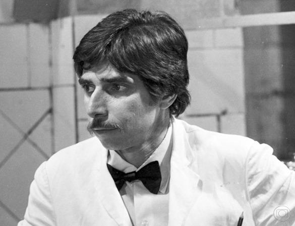 Augusto olimpio na novela Duas Vidas