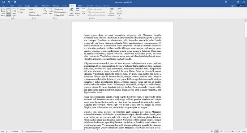 OPIW- كلمة- صفحة واحدة