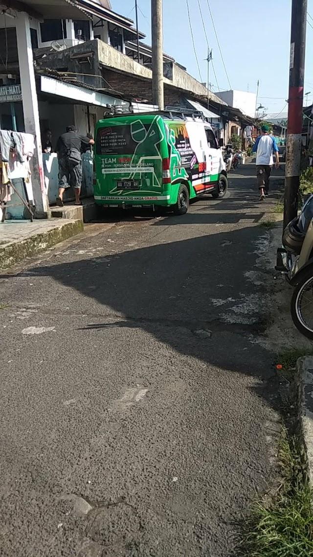 Bersih Bersih Mushola Nailulmuna, Tidarsari, Tidar, Magelang