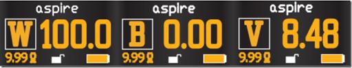 1 thumb%255B1%255D - 【MOD】「aspire NX100 BOX MOD」(アスパイア・エヌエックス100)レビュー。操作簡単!多機能テクニカル!18650&26650バッテリー対応【MOD/aspire/電子タバコ】