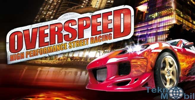 Overspeed High Performance Street Racing Full Oyun