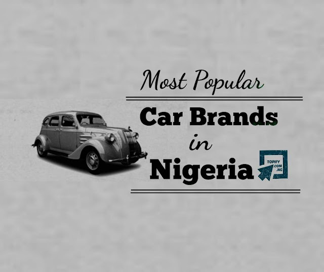 Most Popular Car Brands