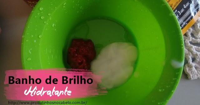 Banho De Brilho Caseiro Com Cafe