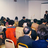 First Sunday Worship in Adria Hotel