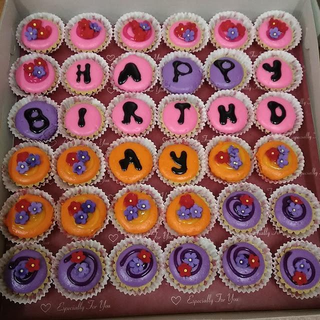 Celebrate Birthday Encik Suami
