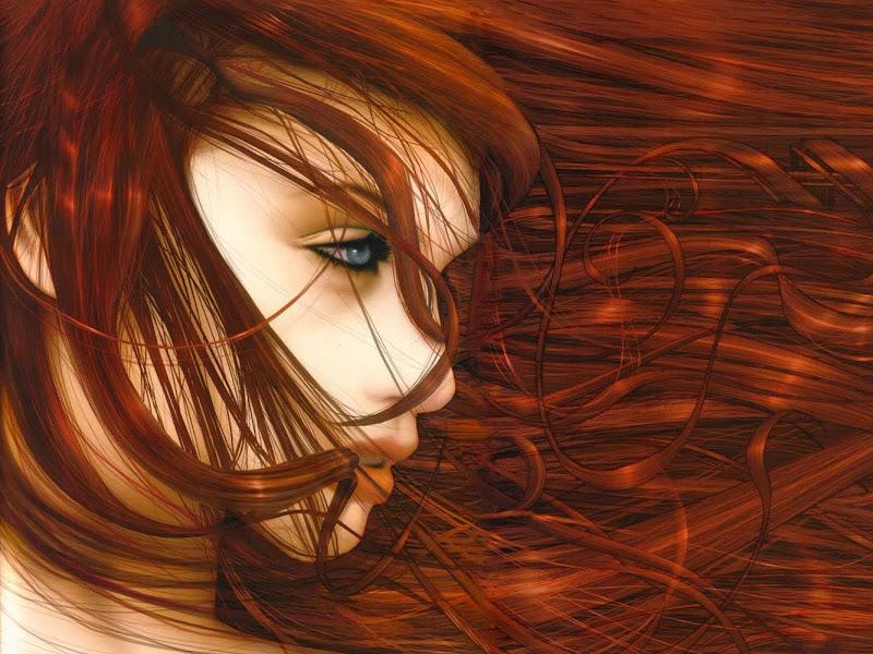 Mysterious Angel Woman, Magic Beauties 4