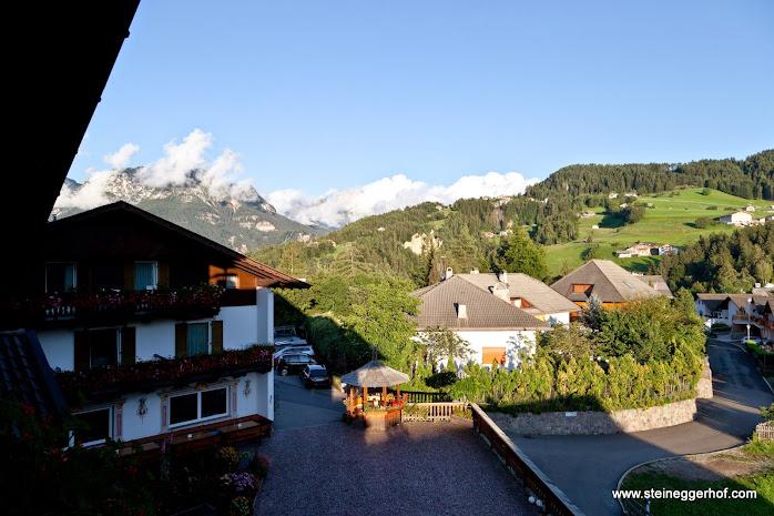 Endlich wieder schönes Wetter im Eggental-Südtirol
