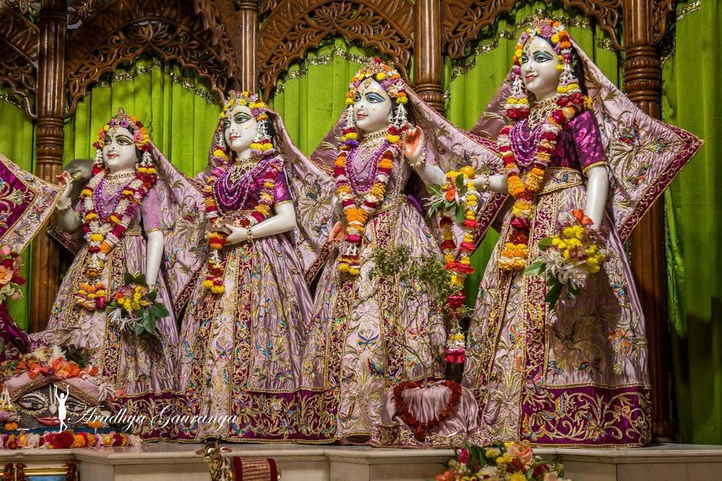ISKCON Mayapur Deity Darshan 11 Jan 2017 (50)