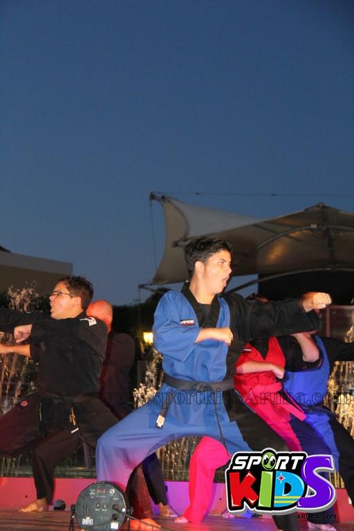 show di nos Reina Infantil di Aruba su carnaval Jaidyleen Tromp den Tang Soo Do - IMG_8678.JPG