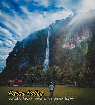 Harau Valley Sumatera Barat
