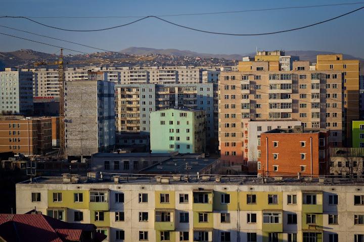 Post-Soviet Skyline