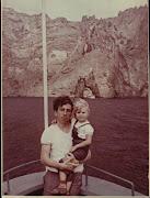 С дочкой Аней
