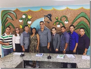 Abertura dos trabalhos legislativos de Ielmo Marinho - Foto Divulgação (1)