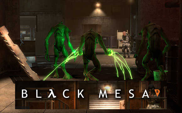 Black Mesa Source has Released, Half-Life